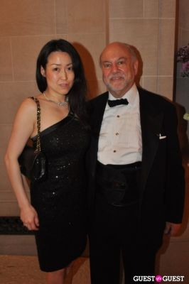 nana onishi in Frick Collection Spring Party for Fellows
