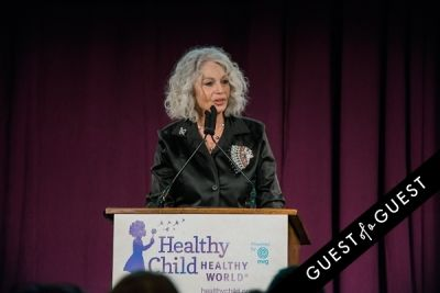 nancy chuda in Healthy Child Healthy World 23rd Annual Gala