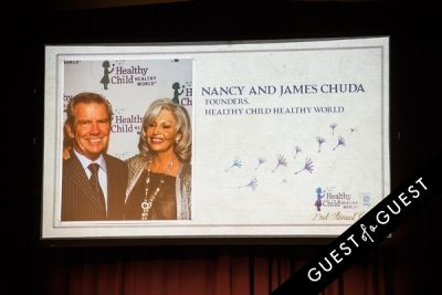nancy chuda in Healthy Child Healthy World 23rd Annual Gala