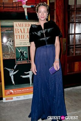 nancy mccormick in American Ballet Theatre Opening Night Fall Gala
