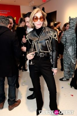 nancy seltzer in Warhol Halloween Party at Christies