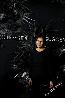 nancy spector in HUGO BOSS Prize 2014