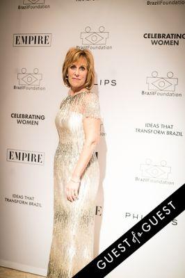 nancy spielberg in Brazil Foundation XII Gala Benefit Dinner NY 2014