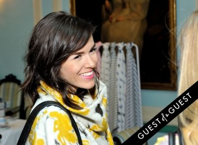 naomi davis in Monica + Andy Baby Brand Celebrates Launch of