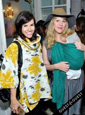 bella savransky in Monica + Andy Baby Brand Celebrates Launch of