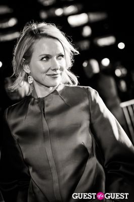 naomi watts in Giorgio Armani One Night Only NYC event.
