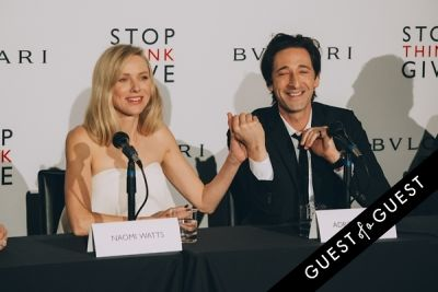 naomi watts in BVLGARI Partners With Save The Children To Launch