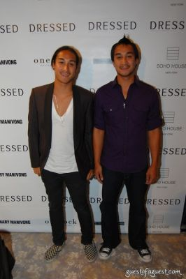 pila manivong in Dressed Screening Event