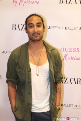 nary manivong--fashion-designer in Guess by Marciano and Harper's Bazaar Cocktail Party