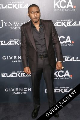 nas in Keep a Child Alive 11th Annual Black Ball