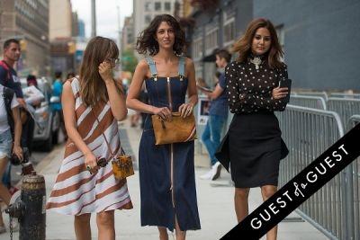nasiba adilova in Fashion Week Street Style: Day 3