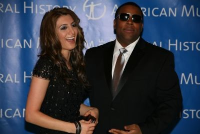 nasim pedrad in The Museum Gala - American Museum of Natural History