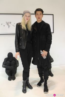 nastya sten in Aitor Throup x H. Lorenzo New Object Research Launch