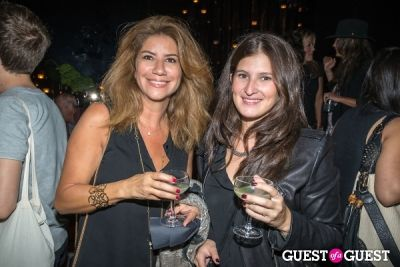 natacha notchanof in Oliver Theyskens Theory After Party