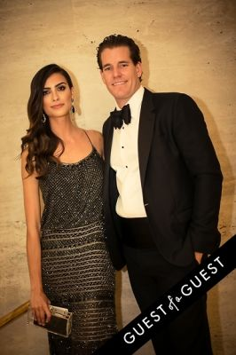 cameron winklevoss in Brazil Foundation XII Gala Benefit Dinner NY 2014