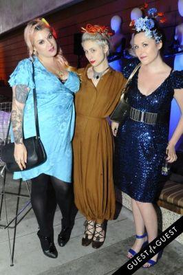 lori zimmer in 2014 Chashama Gala