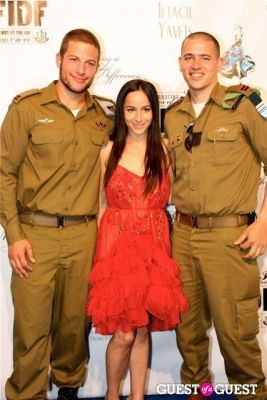 natalia romano in FIDF Israel Independence Day Celebration &