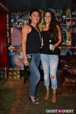 natalia valencia in BlackBook Kicks Off GunBar Wednesdays