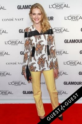 natalia vodianova in Glamour Magazine Women of the Year Awards