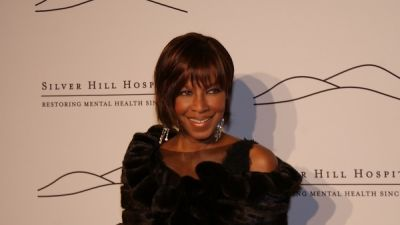 natalie cole in Silver Hill Hospital