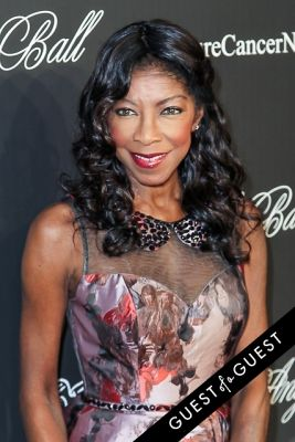 natalie cole in Angel Ball 2014