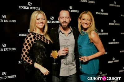 reeve collins in Roger Dubuis Launches La Monégasque Collection - Monaco Gambling Night