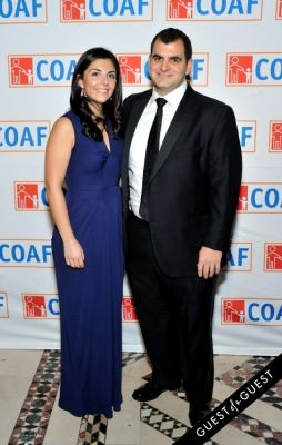 jim ishkanian in COAF 12th Annual Holiday Gala