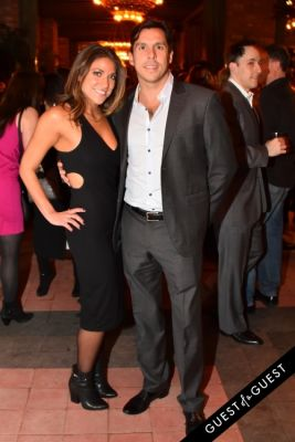 natalie merlino in The 4th Annual Silver & Gold Winter Party to Benefit Roots & Wings