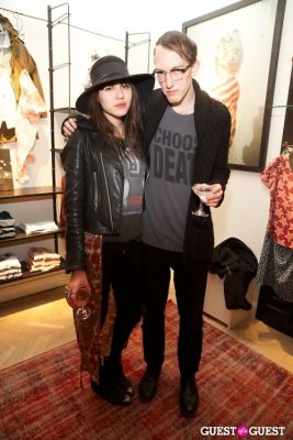 chris reed in Scotch & Soda Launch Party