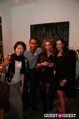 natalya mametyarova in Designers Emerge POP-UP Store