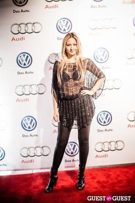 natascha bessez in Volkswagen & Audi Manhattan Dealership Grand Opening