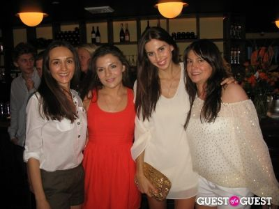 nicole granato in Serafina Philadelphia Grand Opening Party