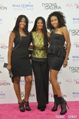 afua sam in ALL ACCESS: FASHION Intermix Fashion Show