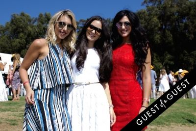 raneen chawi in The Sixth Annual Veuve Clicquot Polo Classic
