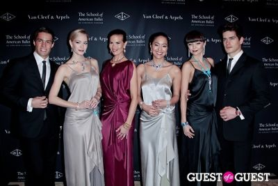 rebecca holliday in The School of American Ballet Winter Ball: A Night in the Far East