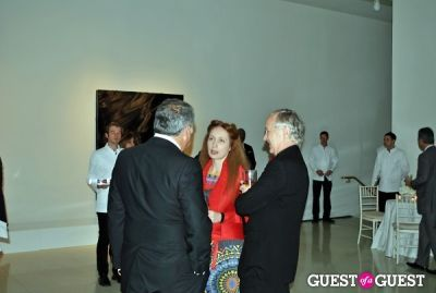 nathalia edenmont in Guggenheim International Gala