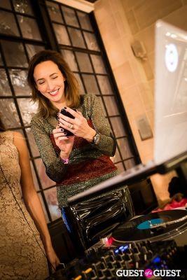 nathalie gaveau in Shopcade New App Launch at Henri Bendel
