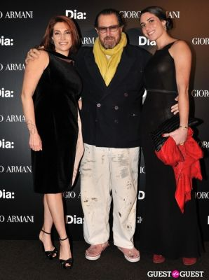 laura de-gunzburg in DIA Art Foundation 2011 Fall Gala