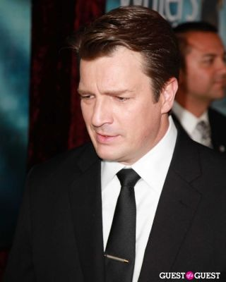 nathan fillion in 2013 Writers Guild Awards L.A. Ceremony