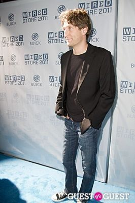 nathan sawaya in 2011 Wired Store Opening Night Launch Party Album 2