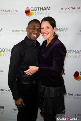 nathan seven-scott in Gotham Beauty Launch Party