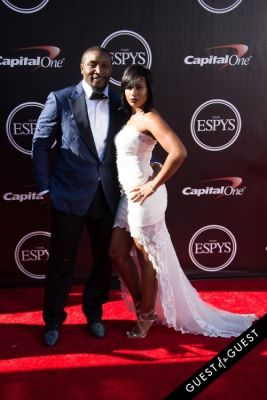 navarro bowman in The 2014 ESPYS at the Nokia Theatre L.A. LIVE - Red Carpet