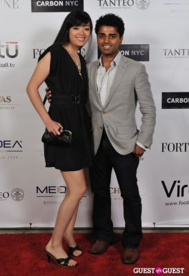 naveen selvadurai in Carbon NYC Spring Charity Soiree
