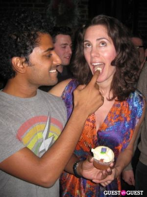 naveen selvadurai in DonorsChoose Charitini Follow-On Round Birthday Party