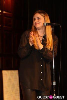 nayia moysidis in Writer's Bloqparty