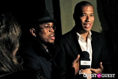 ne yo in BBM Lounge 2010 VMA Pre Party Sponsored By BlackBerry