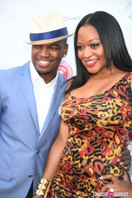 ne yo in Compound Foundation Fostering A Legacy Benefit Honoring George Lucas