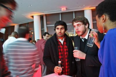 neel shah in Notional Launch Party At IAC
