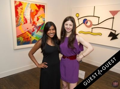 neesha arter in Gallery Valentine, Mas Creative And Beach Magazine Present The Art Southampton Preview