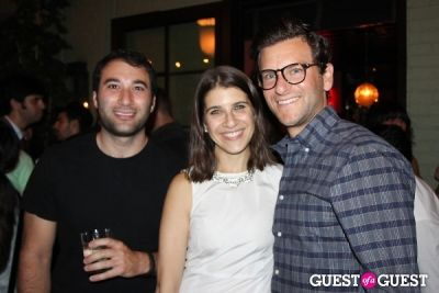 neil blumenthal in New York magazine and The Cut's Fashion Week Party
